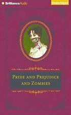 Quirk Classic: Pride and Prejudice and Zombies 1 by Seth Grahame-Smith (2015,...