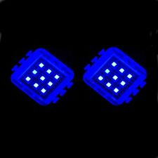 10pcs 10W 10Watt Blue High Power LED Light SMD chip Panel 450 460nm Aquarium DIY