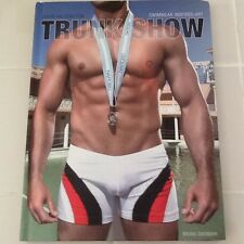 Swimwear Trunk Show Book Beautiful Color Photos Muscles  Gay HC