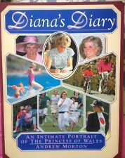 DIANA'S DIARY SOFTCOVER BOOK PRINCESS DIANA PHOTOS LIFESTYLE EARLY YEARS MORE!