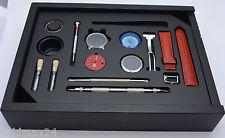 Mario Lehenbauer Watch-Maker / Uhrenbausatz - Rouge et Noir Bausatz ETA 2824-2