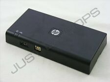 HP USB 2.0 Docking Station Port Replicator FQ834AA AY052ET#AC3 DOCK ONLY