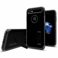 Spigen iPhone 7 Case Slim Armor Jet Black