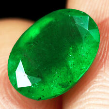 1.9CT 100% Natural Museum Grade Green Emerald Collection QMD3209