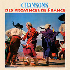 CD Chansons des Provinces de France