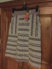 TORY BURCH - Fairisle Skirt - BNWT - XS ( Waist 28 Inches ) - RRP £340