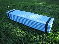 FOLDING CAMPING HIKING SLEEPING MATTRESS MAT WATERPROOF COMFORTABLE CUSHION EVA