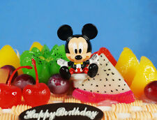 Disney Mickey Mouse moveable Toy Model Figure Cake Topper Decoration K1231 B