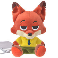 Disney Store Japan Speaker plush doll type Nick Wilde