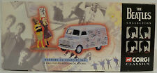 THE BEATLES : BEDFORD CA GRAFFITI VAN DIE CAST MODEL MADE BY CORGI IN 1997