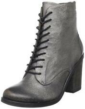 New Bacio61 Women's Radura  light Pewter Ankle Boots  sz 8 (MSR 240 )