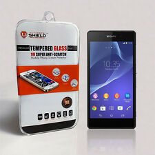 Ultimate Shield Tempered Glass Screen Protector for Sony Xperia Z2