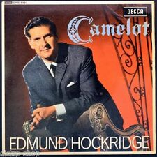 "7"" EDMUND HOCKRIDGE Camelot King Arthur Round Table PETER KNIGHT DECCA EP UK1964"