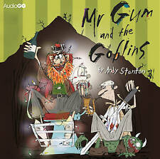 MR GUM AND THE GOBLINS - NEW/SEALED CD AUDIO BOOK - ANDY STANTON