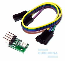 3 Colour RGB SMD LED Module 5050 full color Pwm tri-color LED For Arduino MCU