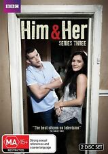 Him & Her: The Complete Third Series DVD NEW