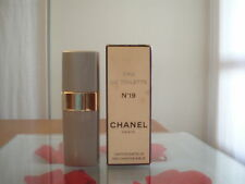 VINTAGE CHANEL Nº 19 EDT 50 ml. REFILLABLE SPRAY. OLD FORMULA.
