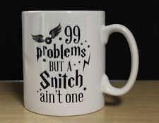 Harry Potter Snitch Mug. Christmas Gift Idea/ Stocking Filler/ Secret Santa ��