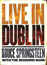 NEW - Bruce Springsteen with the Sessions Band: Live In Dublin