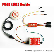 NEW FPV Flight Controller FF0SD N2OSD Module for DJI NAZA V1 V2 NAZA Lite GPS