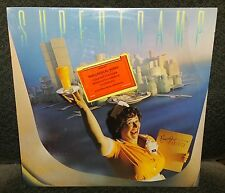 Supertramp - Breakfast in America, New, Sealed, Promo, Hype Sticker, Vinyl!