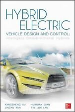 Hybrid Electric Vehicle Design and Control: Intelligent Omnidirectional...
