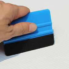 Professional Carbon Fibre Vinyl Sheet Wrapping Squeegee Car Wrap Applicator Tool