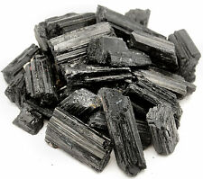 Black Tourmaline - 1 kg - 2.2 Pounds - Pieces 1/2 to 2+ inches