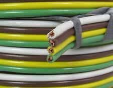 Trailer Light Cable Wiring Harness 16-4 16 Gauge 4 Wire Bonded Parallel per foot