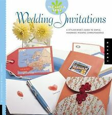 The Artful Bride: Wedding Invitations, Laura McFadden, April L. Paffrath