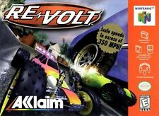 Re-Volt - Nintendo N64 Game