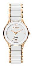 Roamer de Suiza para mujer Ceraline Saphira Oro Rosa Reloj 677981 49 25 60