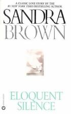 BUY 2 GET 1 FREE Eloquent Silence by Sandra Brown (1995, Paperback)