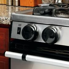 Safety 1st 5 Count Stove Knob Covers, New, Free Shipping
