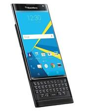 BlackBerry Priv 32GB Unlocked GSM Slider 4G LTE Android Smartphone - Black - New