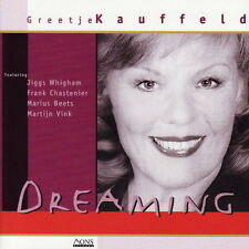 CD Album Greetje Kauffeld Dreaming (Deep In A Dream) Mons Records