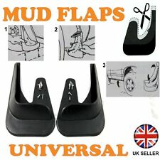 2T FOR VOLKSWAGEN PASSAT B5 REAR SURUBBER MOULDED MUDFLAPS MUD FLAPS