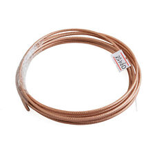 10 feet Double shielded RF Coax Coaxial Connector Adapter RG316D BARE cable New