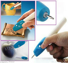 Hot Engrave It Engraving Tool Pen Jewelry Engraver Fast Post on Metal Steel Wood