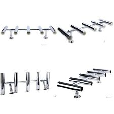 ※5 Tube Adjustable Stainless Rocket Launcher Rod Holders Can be Rotated 360 Deg※