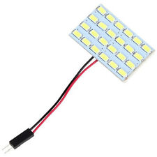 3W 24 SMD 5730 LED Light Panel Board Car Dome Interior Reading Lamp Light