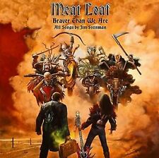 Meat Loaf - Brave Than We Are - New CD Album - Pre Order - 9th September