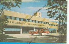PATCHOGUE,NEW YORK-GRAND OPENING NEW FIRE DEPARTMENT-1970-(FF-224*)