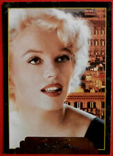 """Sports Time Inc."" Marilyn Monroe Tarjeta # 109 tarjetas individuales, emitido en 1995"