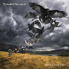 David Gilmour - Rattle That Lock - New 180g Vinyl LP - Gatefold - 16 Page Book
