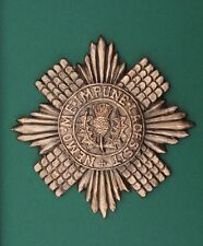 Large Scale SCOTS GUARDS BADGE Model