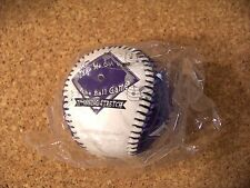 Colorado Rockies 7th Innning Stretch Take Me Out to the Ballgame baseball ball