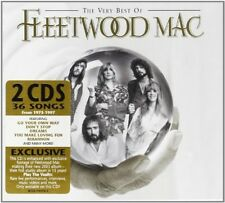 The Very Best Of Fleetwood Mac (2CD), New, Free Shipping
