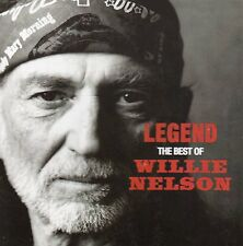 WILLIE NELSON - LEGEND : THE BEST OF CD ALBUM (2008)