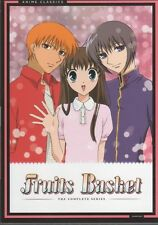Fruits Basket: The Complete Series - Anime Classics (DVD, 2014, 4-Disc Set)